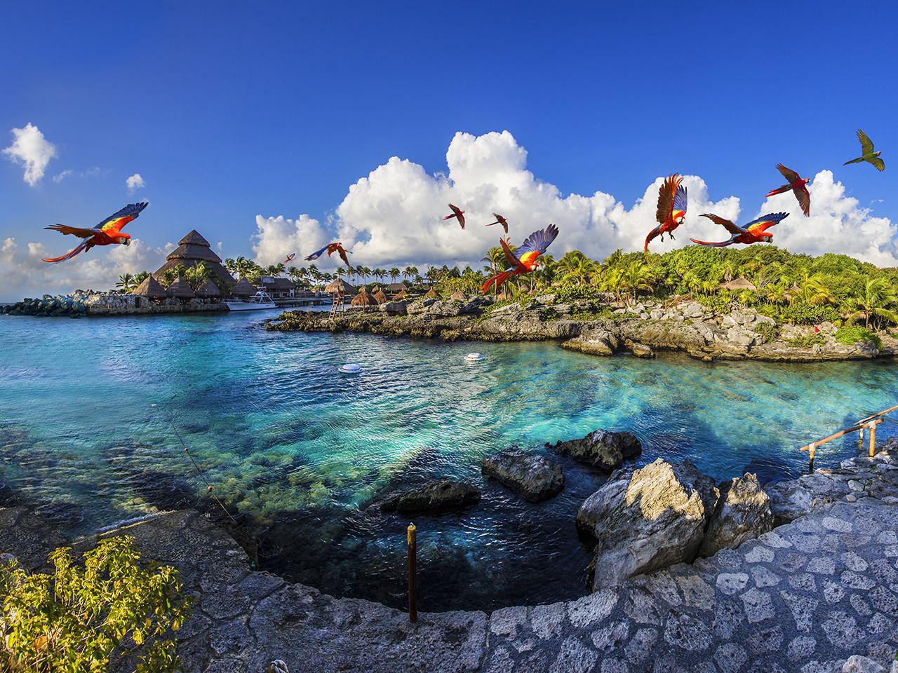 Cancunvans service official site cancun transportation for Oficina xcaret cancun